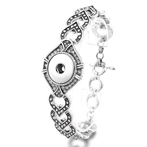 Bracelet coeur vintage NN-452 18mm