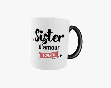 Mug - Sister d'amour