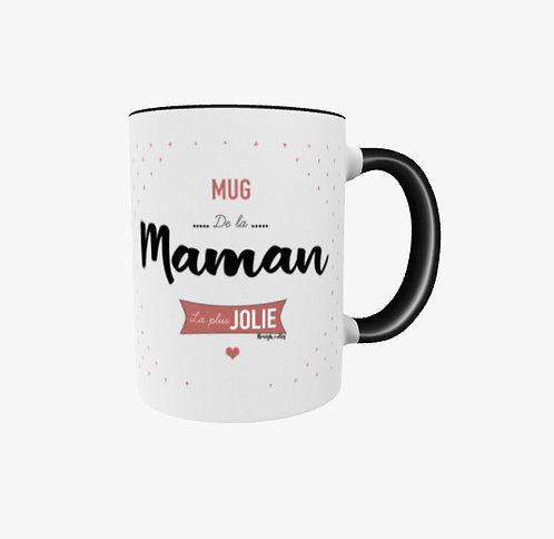 Mug - Maman la plus jolie
