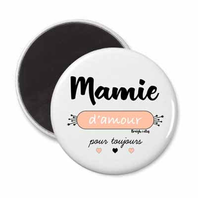 Magnet - Mamie d'amour