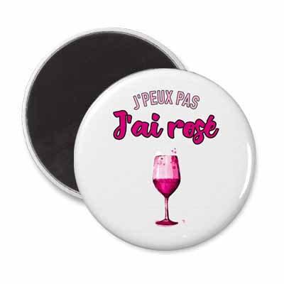 Magnet - J'peux pas j'ai rosé