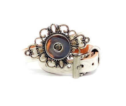 Bracelet Bohème Classique en Cuir BR8661 18mm