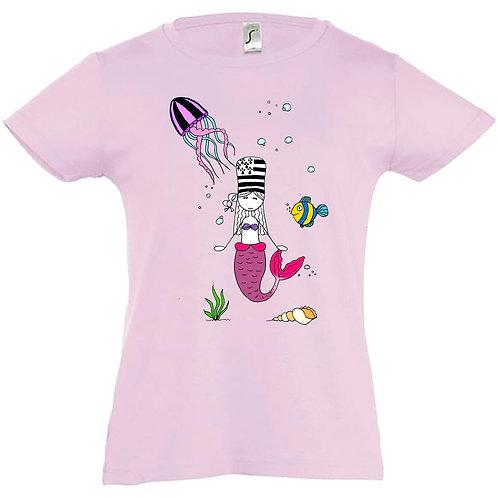 T-shirt enfant - Sirène
