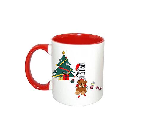 Mug - Enfant Noël