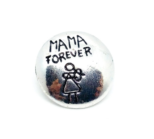 Bouton-pression Mama Forever KC8572 18mm