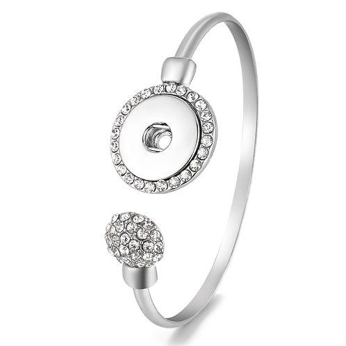 Bracelet strass 18mm