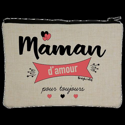 Pochette personnalisée - Maman d'amour