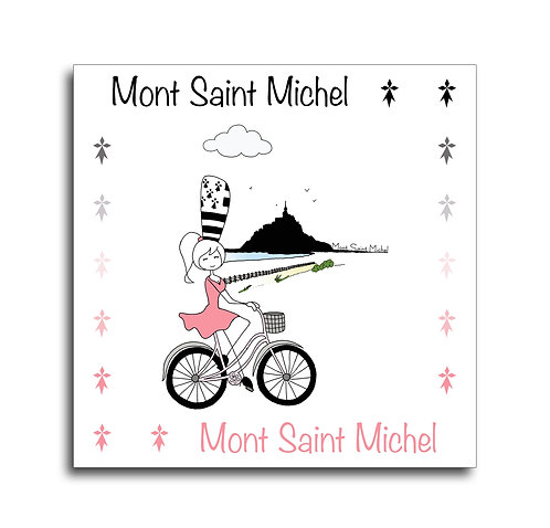 Carte - Mont-Saint-Michel