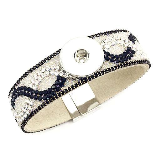 Bracelet bohème velours GJ5722 18mm