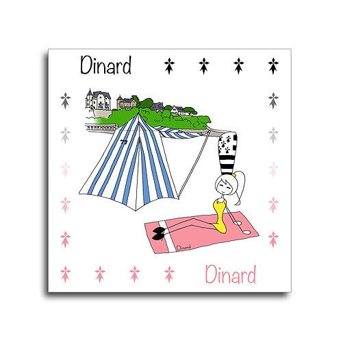 Carte - Dinard
