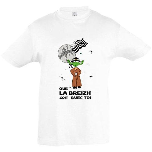 T-shirt enfant - Star Breizh