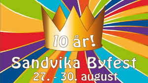 Sandvika Byfest 2015