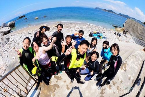 シレナアクアファン主催・海の写真教室開催