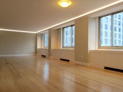30 West 63rd - 32MN - Livingroom Windows