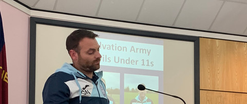U11 Devils presentation