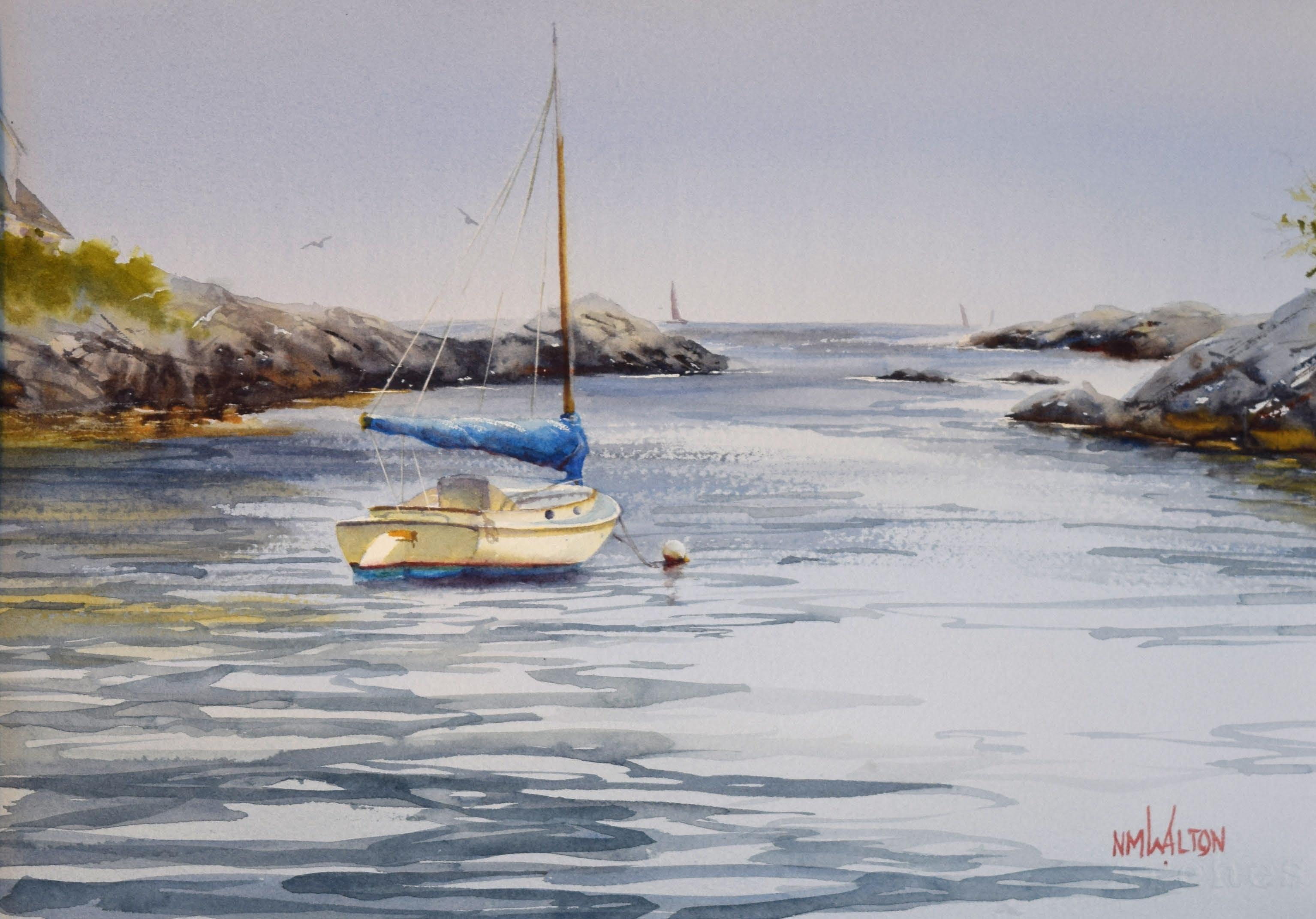 Ocean Dr. Newport - Pleine Aire