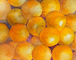 Heap of Oranges