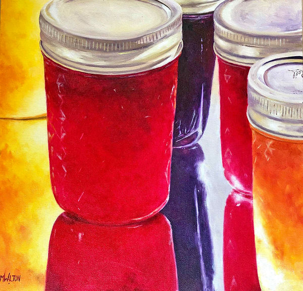 Three Jams and a Jelly - oil-1.jpg