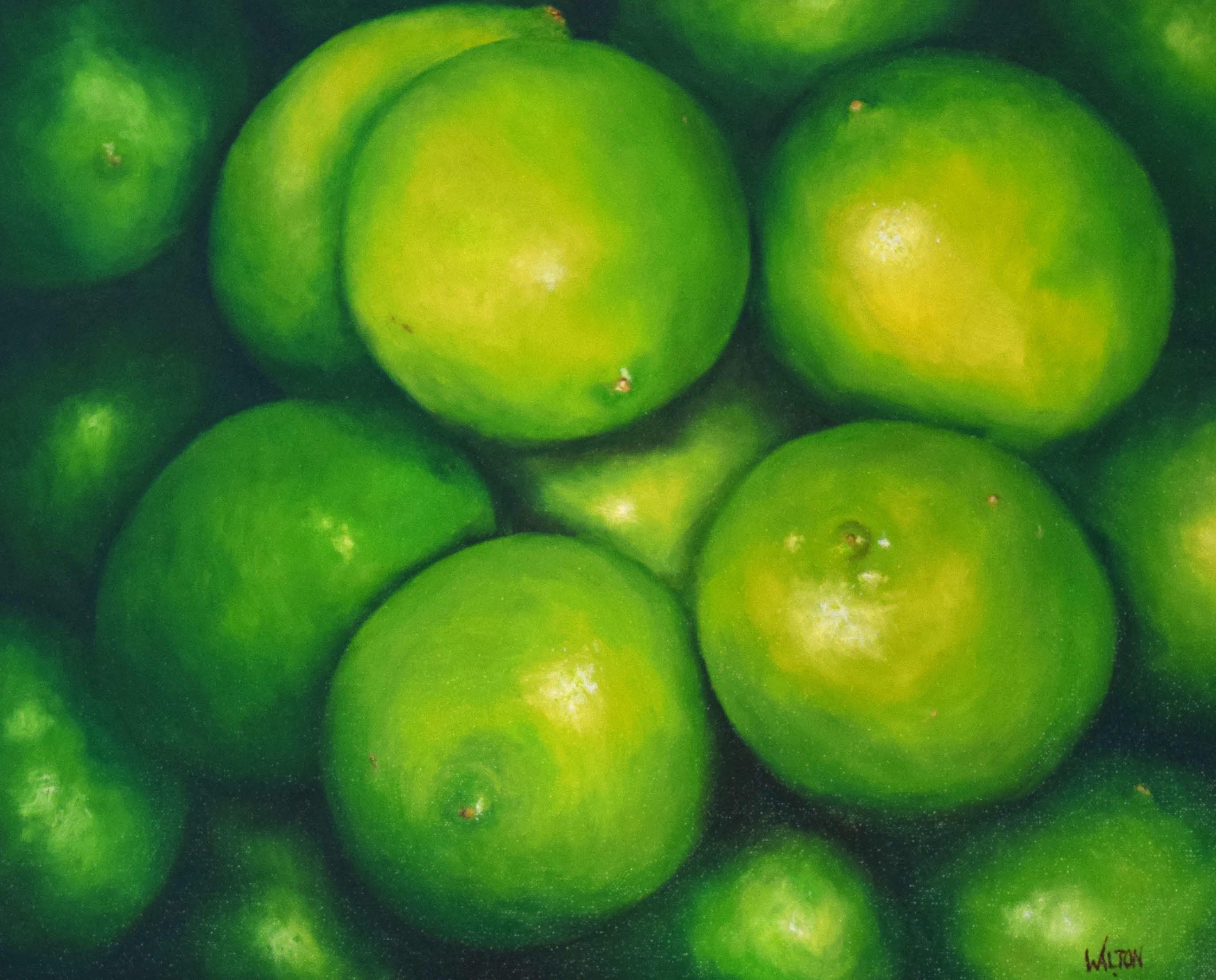 Lotsa Limes- oil