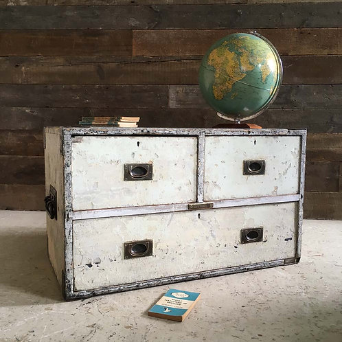 NOW SOLD - 19th century naval drawer chest