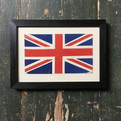 NOW SOLD - Vintage Union Flag - 'I'