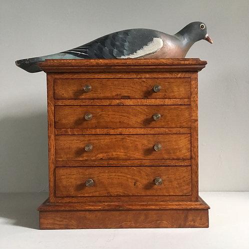 NOW SOLD - Victorian apprentice drawers chest