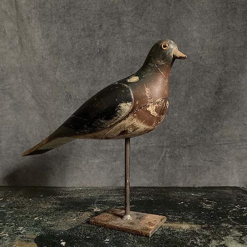 SOLD - Antique pigeon decoy
