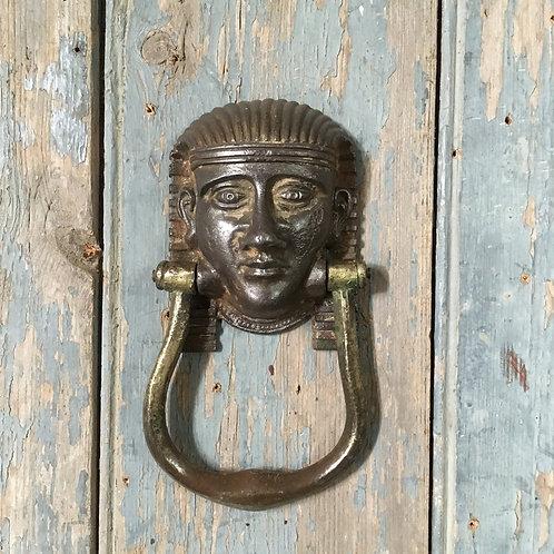 NOW SOLD - Regency sphinx door knocker