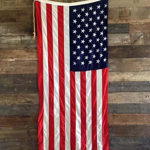 NOW SOLD - Large American Flag - No. 2