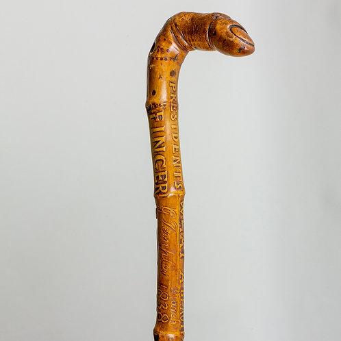East India Company walking stick - c.1838