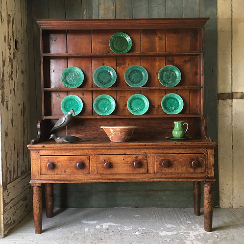 NOW SOLD - Antique Georgian pine dresser