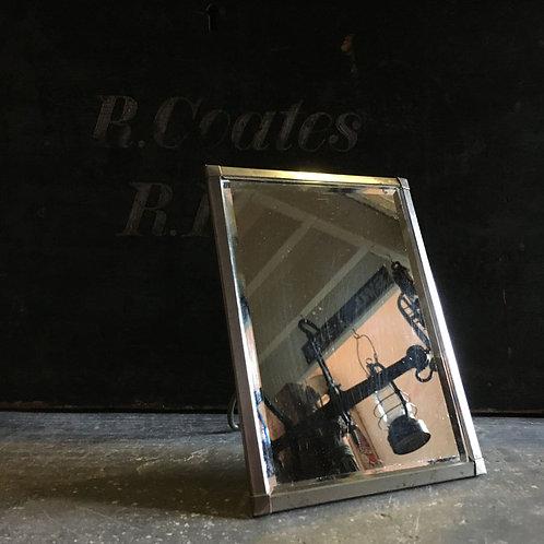 NOW SOLD - Gentleman's travel mirror