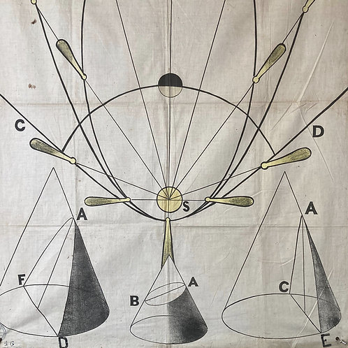 SOLD - Victorian Science Education sheet
