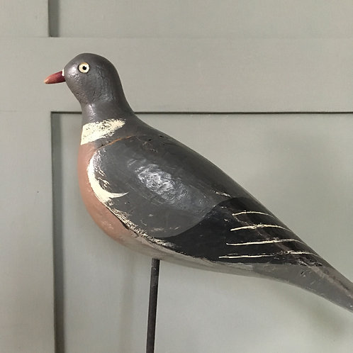 NOW SOLD - Antique decoy pigeon - No.2