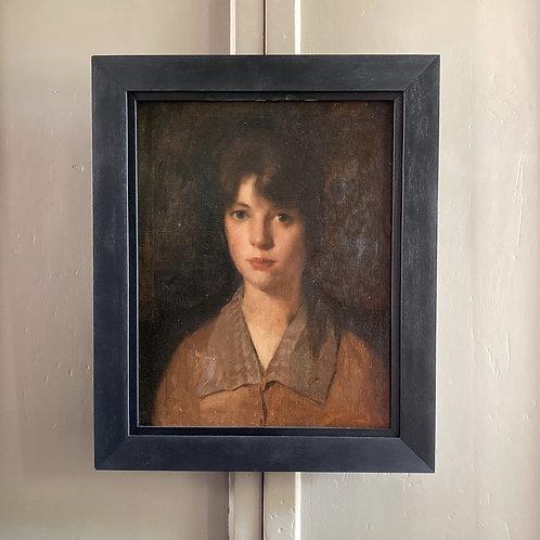 NOW SOLD - 20th Century British School portrait