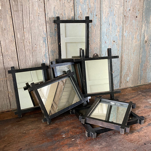 Small antique chapel mirrors