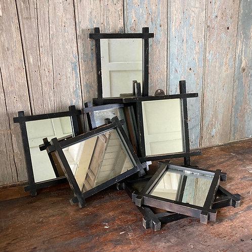 Small antique chapel mirrors