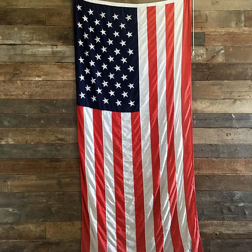 NOW SOLD - Large American flag - No.1