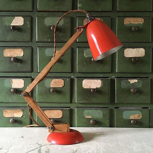 NOW SOLD - Vintage Maclamp desk light