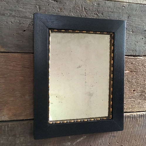 NOW SOLD - Small Edwardian hall mirror