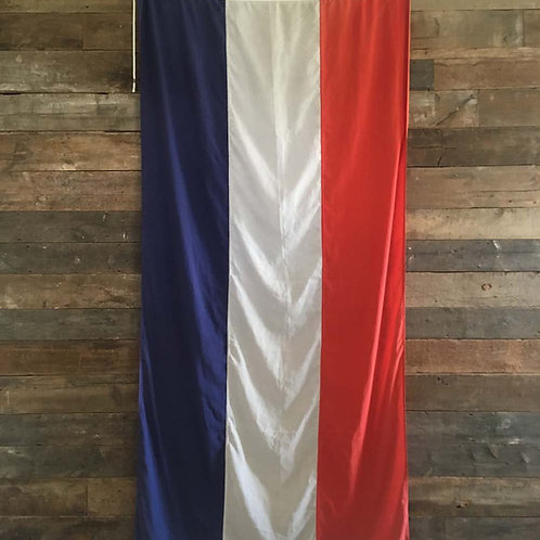 NOW SOLD - A large Dutch national flag