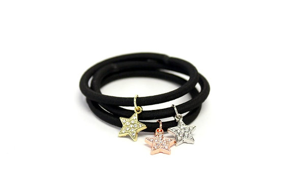 Hairtie Charms - stars