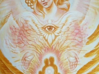 The embodiment of your Divine Presence