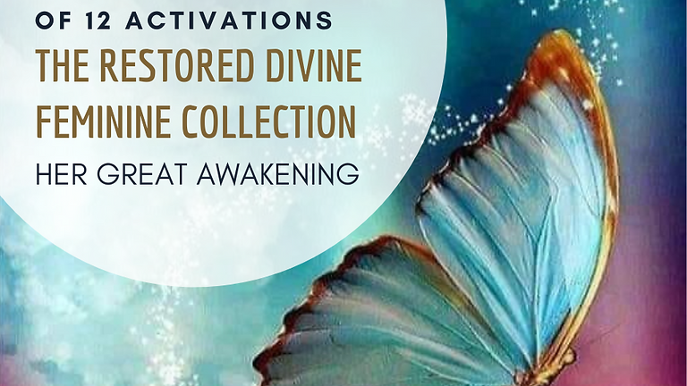 Her Great Awakening - 12 Activations Collection