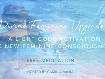 Divine Feminine Transfiguration into the New world - Free Meditation