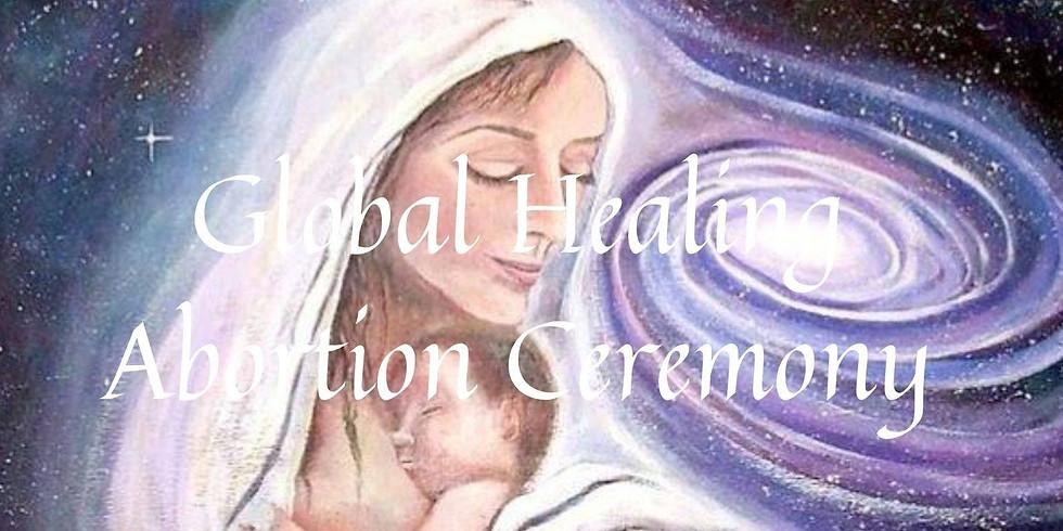Healing Abortion Ceremony