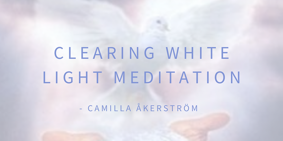 Clearing White Light Meditation - FREE
