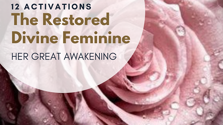 Full Collection - Her Great Awakening - The Restored Divine Feminine