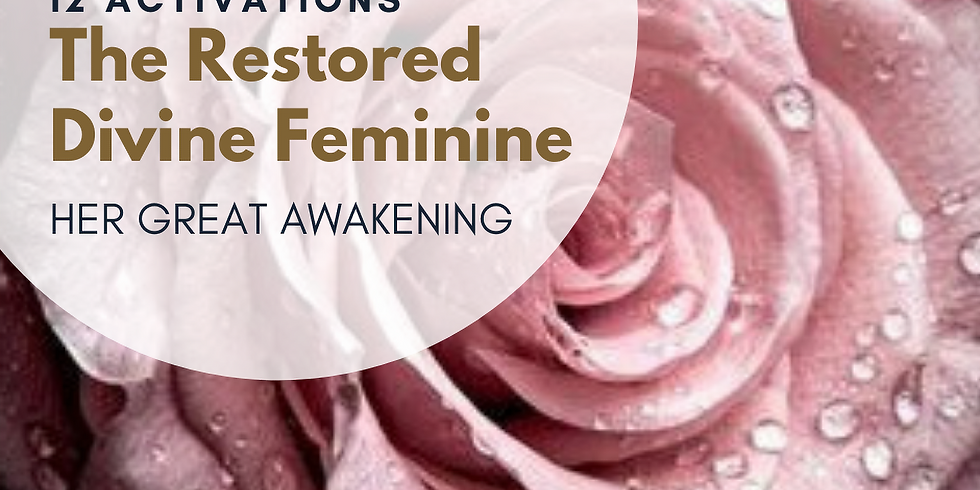 Full Collection - Her Great Awakening - The Restored Divine Feminine