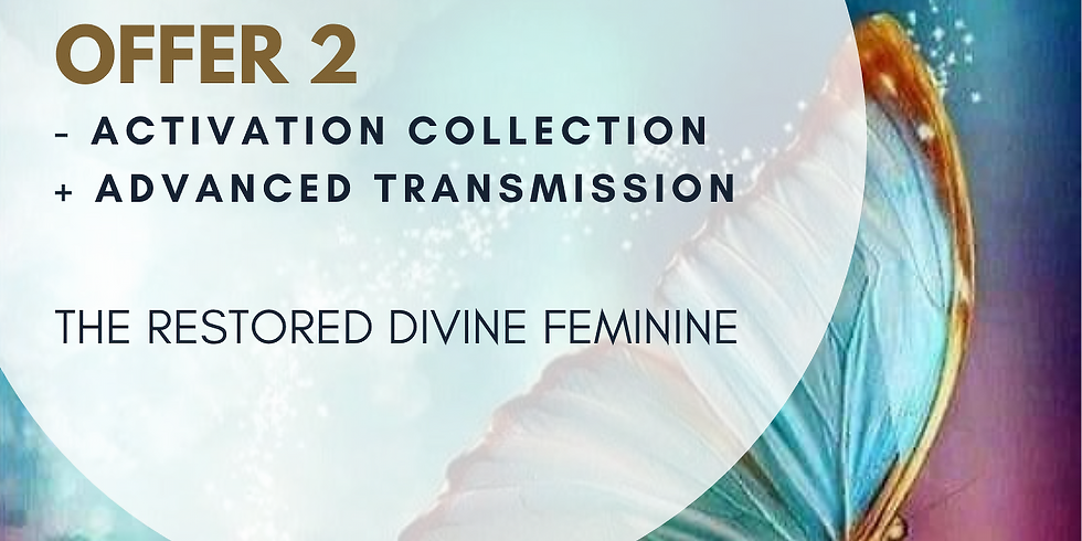 OFFER 2: Activation Collection + Advanced Transmission